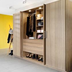 +STAGE Garderobe | Kleiderschränke | Poggenpohl