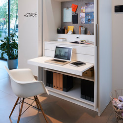 +STAGE Office | Desks | Poggenpohl