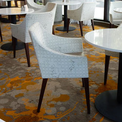 Alba Armchair | Restaurant chairs | Aceray