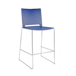 Alfa Indoor Stacking Barstool | Bar stools | Aceray