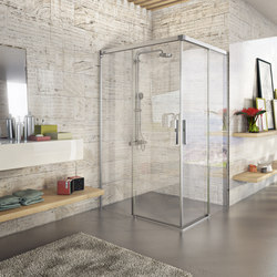 Bella Vita 3 - Sliding Door | Shower screens | Duscholux AG