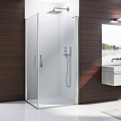 Bella Vita 3 - Swing / Pivot Folding Door | Shower screens | Duscholux AG
