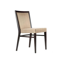 Brano Indoor Stacking Side Chair | Sillas para restaurantes | Aceray