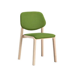Gusto Indoor Stacking Side Chair | Chaises de restaurant | Aceray