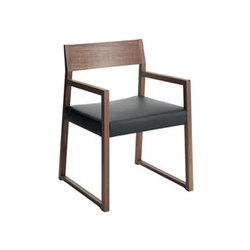 Mano Indoor Armchair | Sedie | Aceray