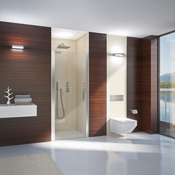 Bella Vita 3 - Swing door in recess | Shower screens | Duscholux AG