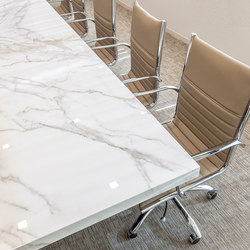 Furniture | Classtone Calacatta | Ceramic panels | Neolith