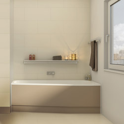 Piccolo Bella Vita - Piccolo 155/156 | Built-in bathtubs | Duscholux AG