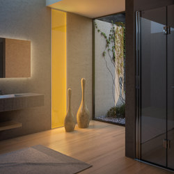 Dlight for bathrooms and living spaces | Recessed wall lights | Duscholux AG