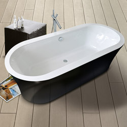 Prime-line free | Free-standing baths | Duscholux AG
