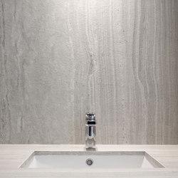 Bath | Classtone Strata Argentum | Ceramic tiles | Neolith