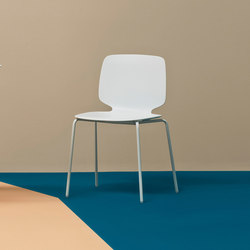 Babila chair | Multipurpose chairs | PEDRALI