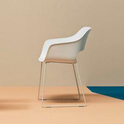 Babila armchair | Sillas para restaurantes | PEDRALI