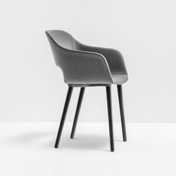 Babila 2756 | Visitors chairs / Side chairs | PEDRALI
