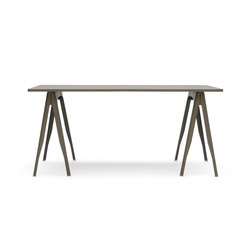 Y trestle & plate | Dining tables | Tolix