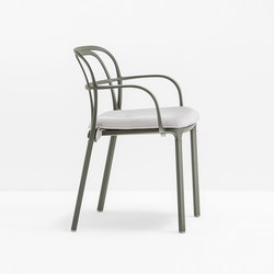 Intrigo 3715 | Restaurant chairs | PEDRALI