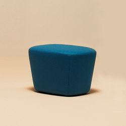 Log Lounge Pouf | Pufs | PEDRALI