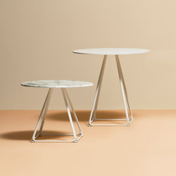 Lunar | Side tables | PEDRALI