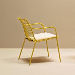 Nolita Lounge | Garden armchairs | PEDRALI