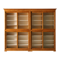 Biedermeier Composition | Library shelving systems | Morelato