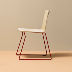 Osaka metal | Multipurpose chairs | PEDRALI