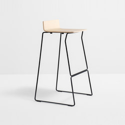 Osaka Metal 5717 | Bar stools | PEDRALI