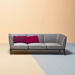 Social Plus | Lounge sofas | PEDRALI