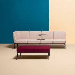Social | Lounge sofas | PEDRALI
