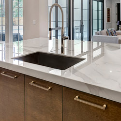 Kitchen | Classtone Estatuario | Ceramic panels | Neolith