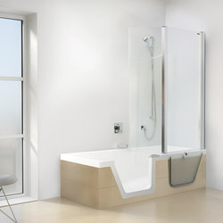 Step-In Pure | Bathtubs | Duscholux AG