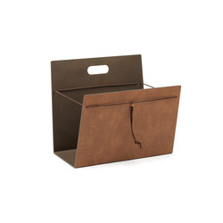 Magazine Holder L | Portariviste | LINDDNA