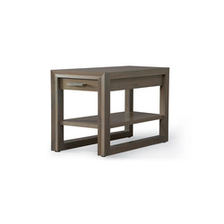 Arris Slim Side Table | Night stands | Altura Furniture