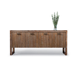 Arris Sled Buffet | Sideboards | Altura Furniture