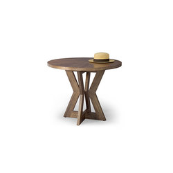 Bowtie T36 Round Table | Side tables | Altura Furniture