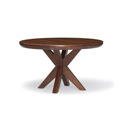 Chevron Round Table | Dining tables | Altura Furniture