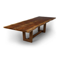 Duette Extension Table - Live Edge | Dining tables | Altura Furniture