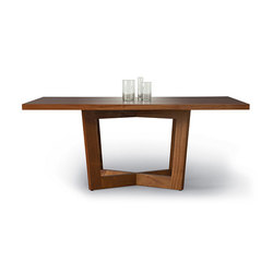 Duette Rectangular Table | Tavoli da pranzo | Altura Furniture