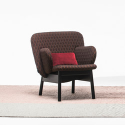 Ala small | Lounge chairs | La Cividina
