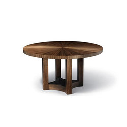 Nexus Round Extension Table | Tables de repas | Altura Furniture