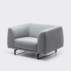 Tailor | Lounge chairs | La Cividina