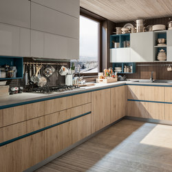 Start-Time.GO | Cocinas integrales | Veneta Cucine