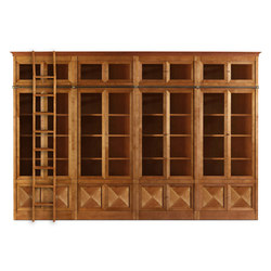 President Composition | Library shelving systems | Morelato
