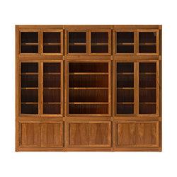 Maschera modular bookcase | Vitrines | Morelato