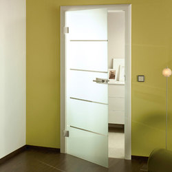 Frameless Glass Doors | Internal doors | Bartels Doors & Hardware