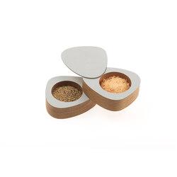 Curve Salt&Pepper | Salt & pepper shakers | LINDDNA