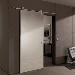 Modern Barn Door Hardware | Ferramenta per porte scorrevoli | Bartels Doors & Hardware