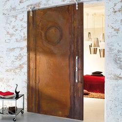 Modern Barn Door Hardware | Herrajes para puertas correderas | Bartels Doors & Hardware