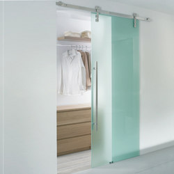Modern Barn Door Hardware | Schiebetürbeschläge | Bartels Doors & Hardware