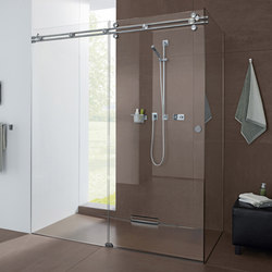 Shower Door Systems | Shower screens | Bartels Doors & Hardware