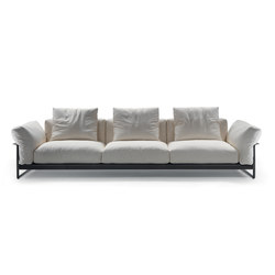 Zeno Light | Lounge sofas | Flexform